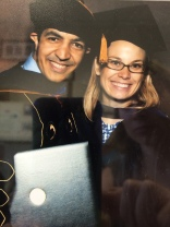 Ali's Ph.D. Graduation