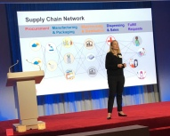 Presented my research at the J&J Symposium